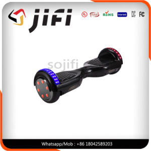 2-Wheel Self Balance Electric Scooter with Bluetooth and LED Light pictures & photos