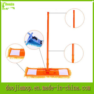 Factory Hot Selling Cheaper Cleaner Micorfiber Flat Mop pictures & photos