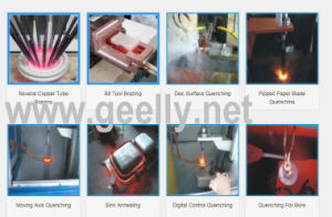 Factory Sell Directly Top Quality 45kw IGBT Standard Parts Fastener and Bar Forging Machine pictures & photos