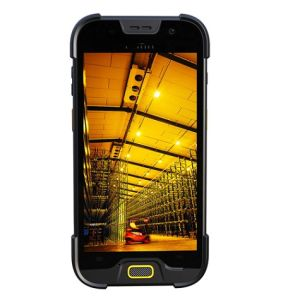 Rugged Smartphone IP68 Industrial Handheld Terminal with 1/2D Barcode Qr Code Scanner Data Collector pictures & photos