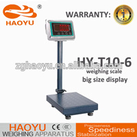High Accuracy Load Cell LED Electronic Weighing Platform Scale pictures & photos