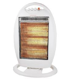 1200W Halogen Heater with White Color