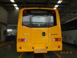 Diesel Passenger Bus School Bus (SLK6800) pictures & photos
