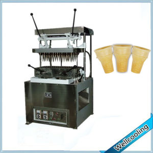 1~2 Mins Baking Time 32 Molds Machine for Ice Cream Cone pictures & photos