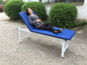 Disassembled Stationary Massage Table, Fixed Massage Table pictures & photos