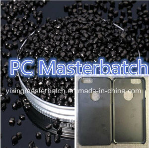 High Quality Plastic White Carbon Black Color Masterbatch for Injection pictures & photos