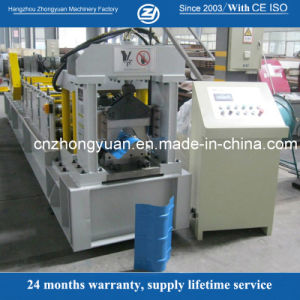 Ridge Cap Roll Forming Machine (Zyyx80-300) pictures & photos