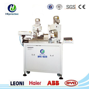 High Quality Precision Automatic Wire Cable Terminal Crimping Machine pictures & photos