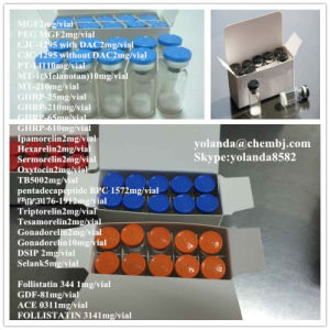 Human Growth Peptides Cjc1295 with Dac 2mg/Vial pictures & photos