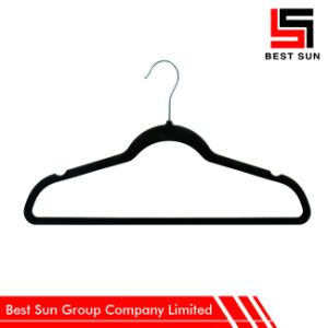 Hangers Velvet for Clothes, Premium Laundry Hanger pictures & photos