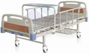 AG-Bys107 ISO Ce Approved 2 Functions Furniture of Hospital Manual Bed for Sale pictures & photos