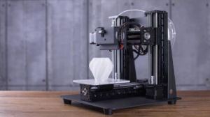 All-Metal, High-Accuracy, Full-Intelligence 3dprinter