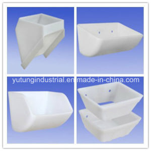 Bucket Elevator Manufacturer HDPE Plastic Elevator Buckets pictures & photos