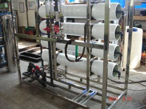 Reverse Osmosis Purify Water System/RO Drinking Water Treatment Plant pictures & photos