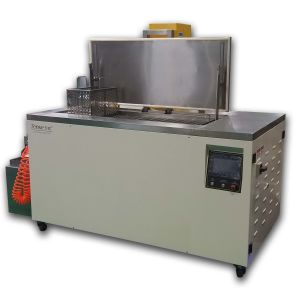Tense 6L Ultrasonic Cleaning Machine with Inner Tank Ss304 (tsx-180t) pictures & photos