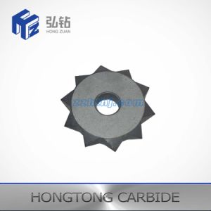 Gear Spare Parts Made From Tungsten Carbide pictures & photos