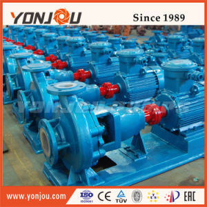 End Suction Chemical Pump, Centrifugal Chemical Pump, Acid Pump, Plastic Centrifugal Pump, Fluoro Plastic Centrifugal Pump pictures & photos