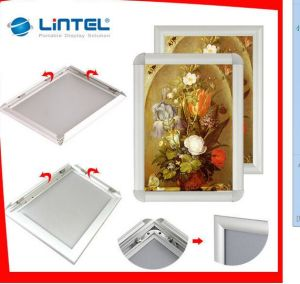 Exhibition Aluminum Picture Snap Frame pictures & photos