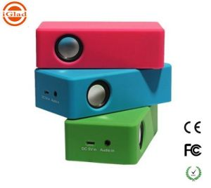 Touch Induction Sensor Stereo Hands Free wireless Blue Tooth Speaker pictures & photos