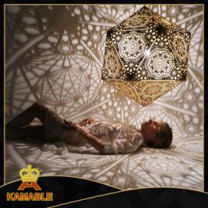 Decorative Iron Resort Pendant Lamp (KA8321) pictures & photos