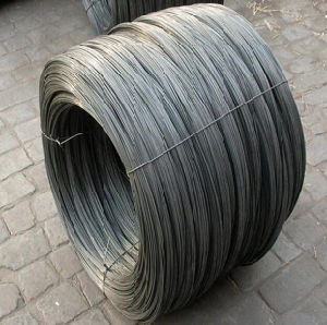 Baling Wire Function and Black Surface Treatment Black Wire pictures & photos