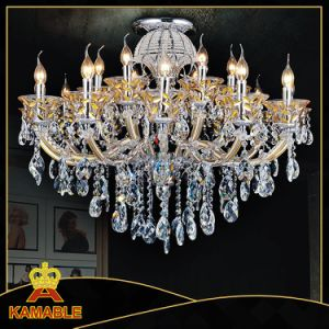 Luxury Decorative Crystal Hotel Chandelier (KAMX6093-12+6) pictures & photos