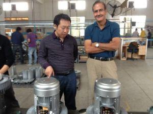 Shenzhen Supplier of Htb Medium Pressure Fan pictures & photos