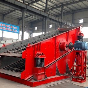 Multi-Layers Circular Vibrating Sieve for Crushed Stone pictures & photos