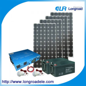 Solar Power System 2.5kw, Solar Power Generator System pictures & photos