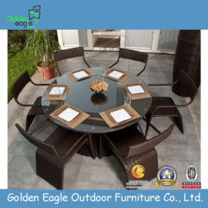 Outdoor Rattan Furniture Leisure Furniture Dining Set