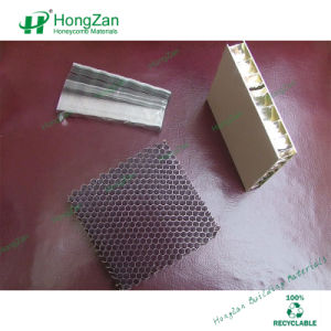 Aluminum Honeycomb Core for Barrier pictures & photos