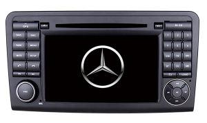Car Navigation for Benz Ml350 with External Micphone GPS DVD FM/Am/Support iPod USB/Bt