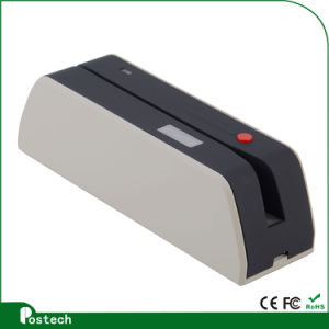 New Arrival Bluetooth Msr X6 Magstripe Reader Writer, Smallest Magnetic Card Writer Msr X6 Bluetooth pictures & photos