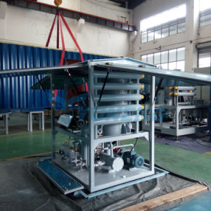 High Voltage Insulating Oil Purification Treatment with Ce and ISO Certification Zja pictures & photos