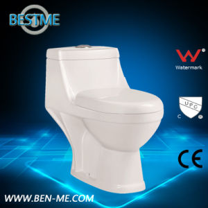 Ceramic Soft Close Wash Down Water Closet Wc pictures & photos