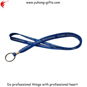 Hot Sale Printed Breakaway Neck Lanyard with Metal Ring (YH-L1258) pictures & photos
