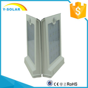 5.5V 1.5W 25-LED Solar Panel Outdoorvmotion Sensors Light SL1-20 pictures & photos