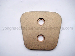 Truck Ceramic Clutch Button for Disc., Copper Clutch Button pictures & photos