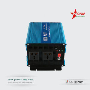 DC to AC Pure Sine Wave Inverter 1kw off Grid Solar Inverter pictures & photos