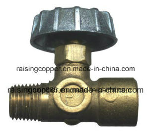 Brass Gas Valve pictures & photos