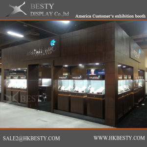 Jewelry Watch Exhibition Booth Display Showcase Design pictures & photos