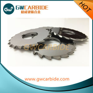 Tungsten Carbide Saw Blades for Cutting Wood pictures & photos