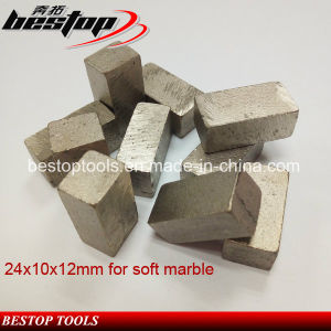 24X10X12 Diamond Segment for Saw Blade Cutting Marble pictures & photos