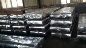 Az150 Galvanized Galvalume Corrugated Steel Roofing/Aluzinc Metal Roofing Sheet pictures & photos