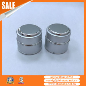 30g Silver Aluminum Cosmetic Container for Moisturizer Cream pictures & photos