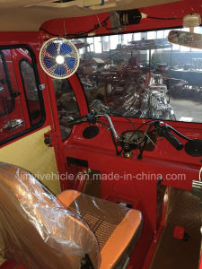 Passenger Motor Trike Gasoline Tricycle with Closed Frame pictures & photos