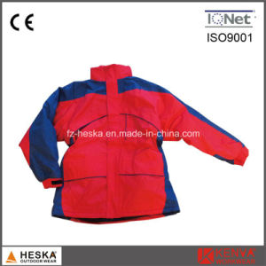 PVC Backing Ripstop Padded Cheap Parka Jackets pictures & photos