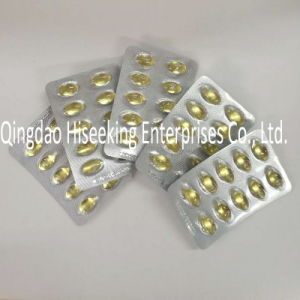 GMP Certified Pharmaceutical Chemicals Vitamin E Soft Capsule pictures & photos