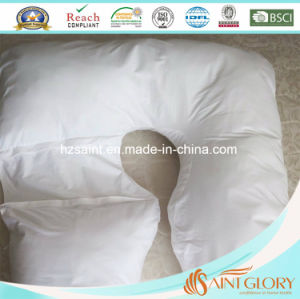 Soft and Home Use with Remove Cover Pregnancy U Shaped Pillow pictures & photos