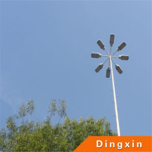 14m 18m, 20m, 25m, 35m 40m Street Lighting 30m High Mast Lighting Pole/High Mast Lighting Price pictures & photos